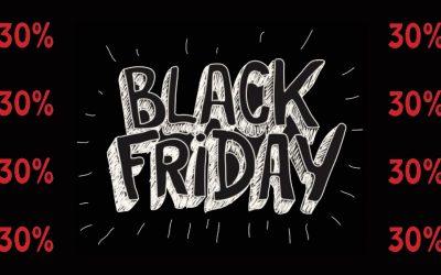 Black Friday Special.