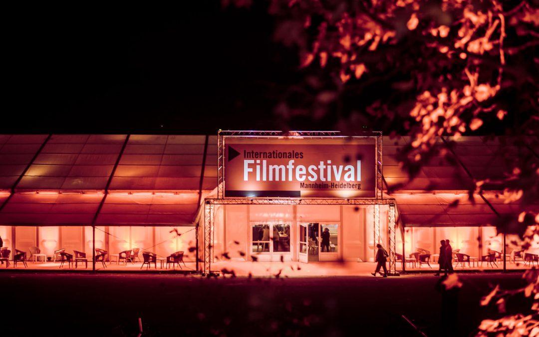 Internationales Filmfestival – das Festival der Newcomer.