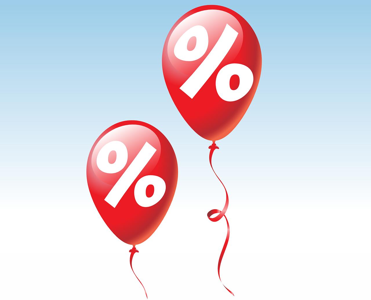 Prozente bei Partnern