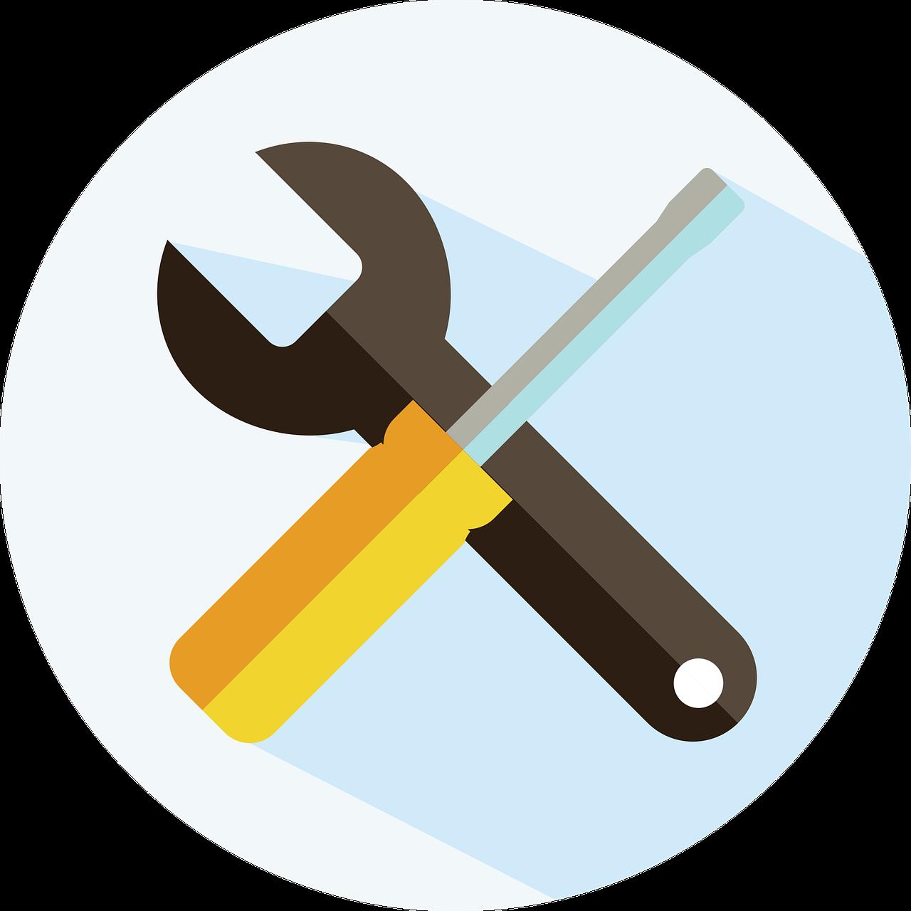 Reparaturset für Kleinigkeiten plus Ersatzteile